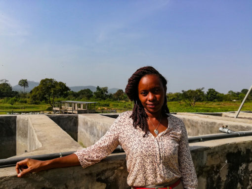 Jeanette Fish Farming in Cameroon